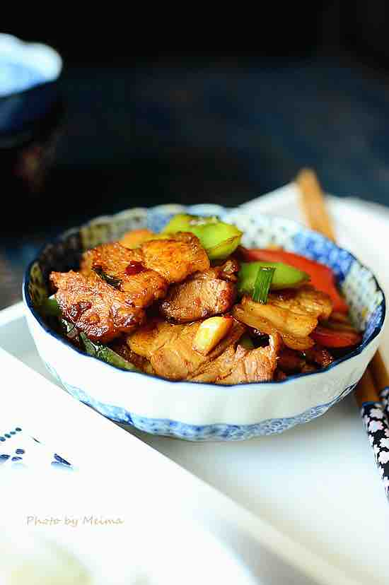 Ancient Chinese Food Recipes Pepper