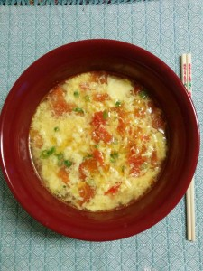 chinese foods recipe_ egg drop soup recipe