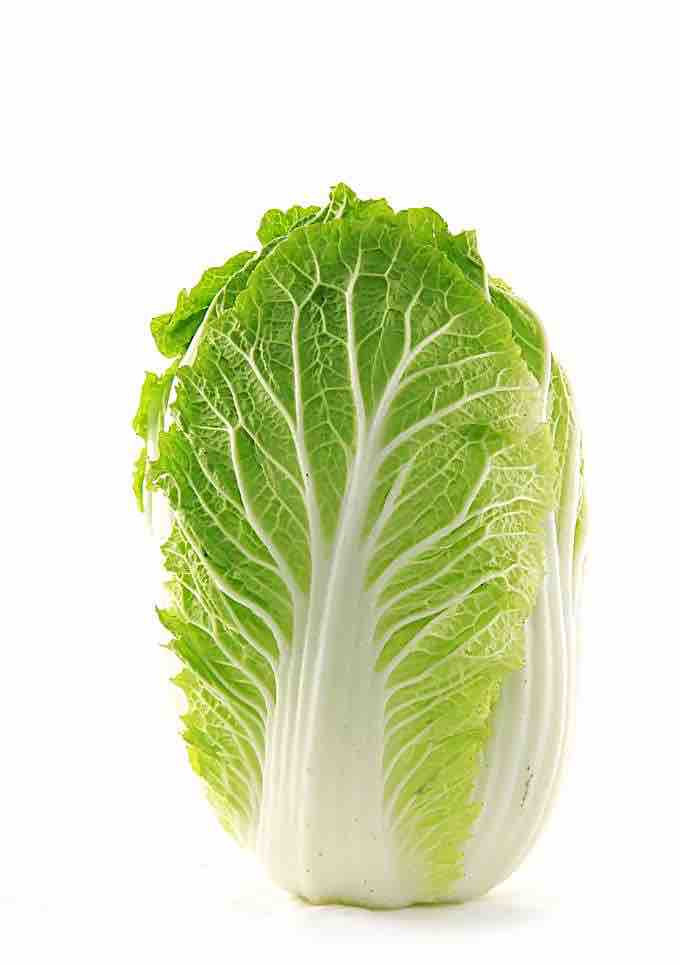 yzenith chinese food blog-chinese cabbage for itching skin