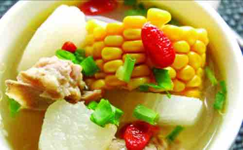 Three healthy pork ribs soup recipes authentic chinese food corn forumfinder Images