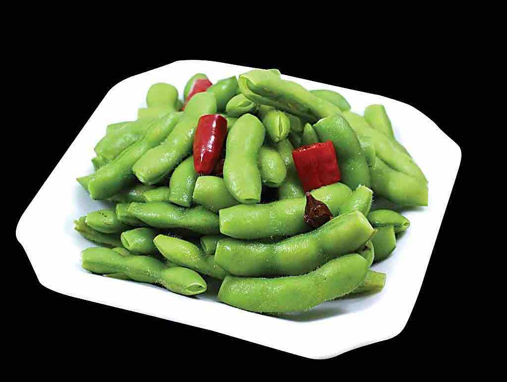 How to Make Authentic Five-Spice Edamame While You Are Watching TV?